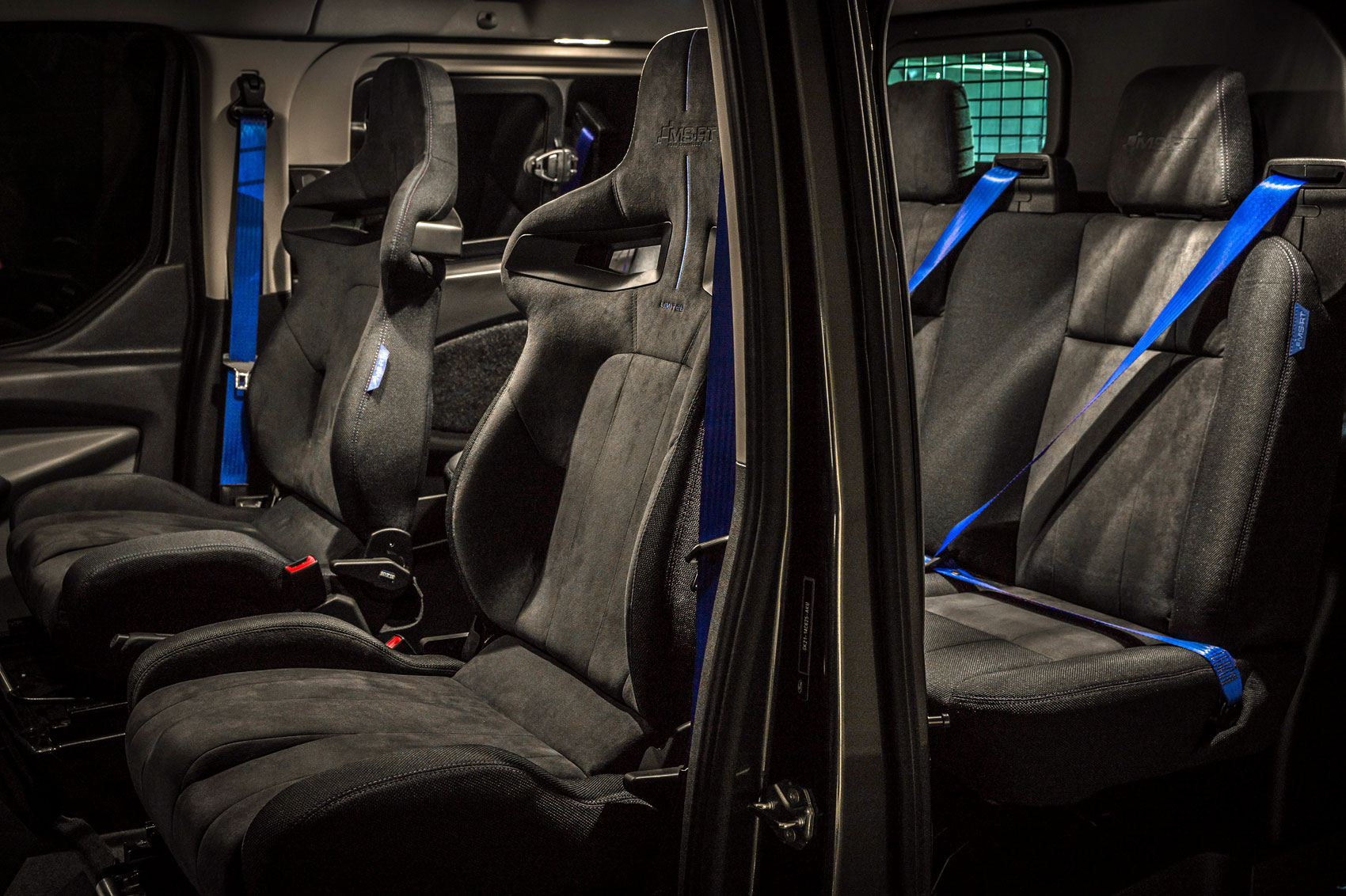 Limited Edition Ford Transit Custom Ms Rt R Spec Boasts Up To 208hp Parkers