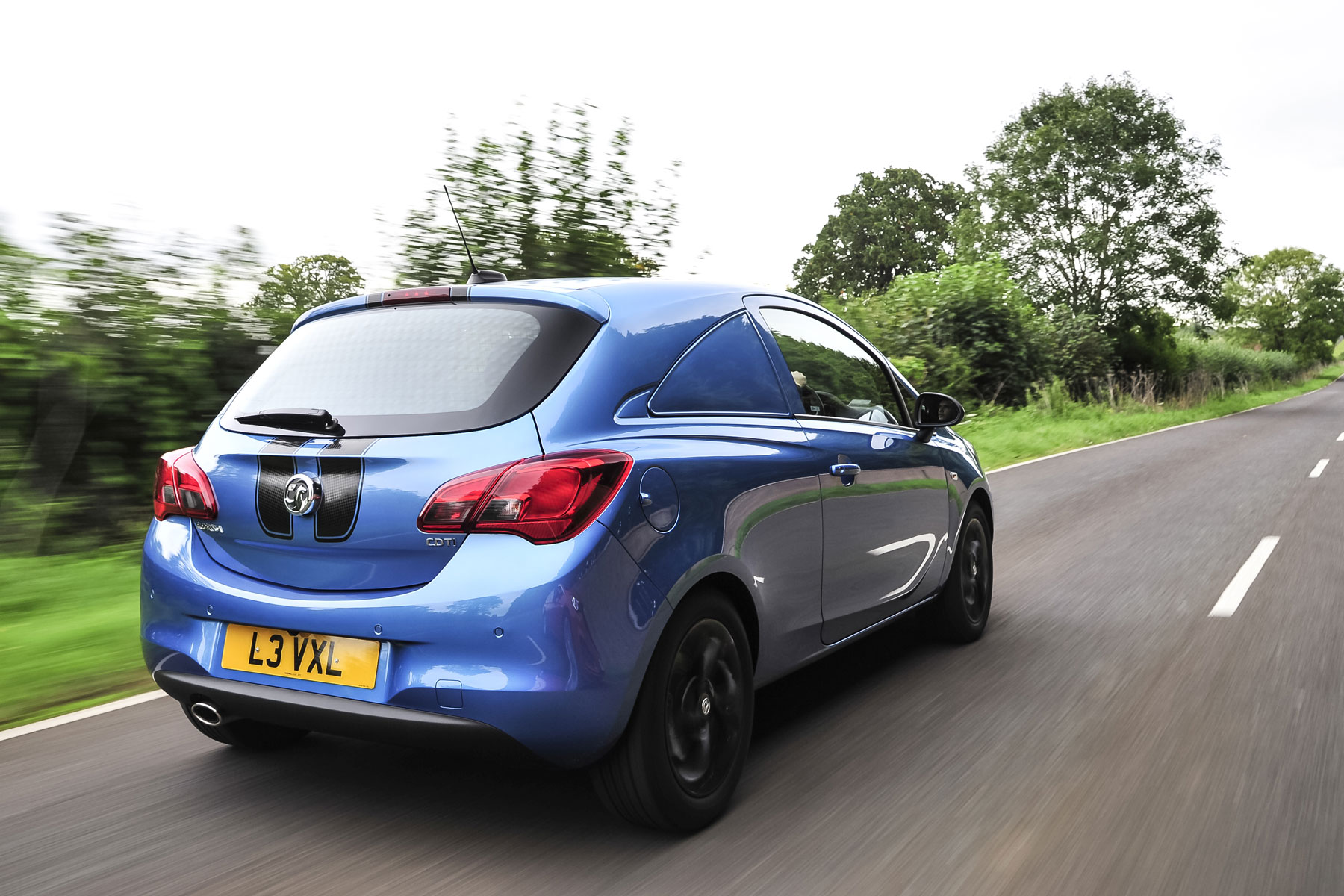 Vauxhall Corsavan Limited Edition Nav review - driving experience