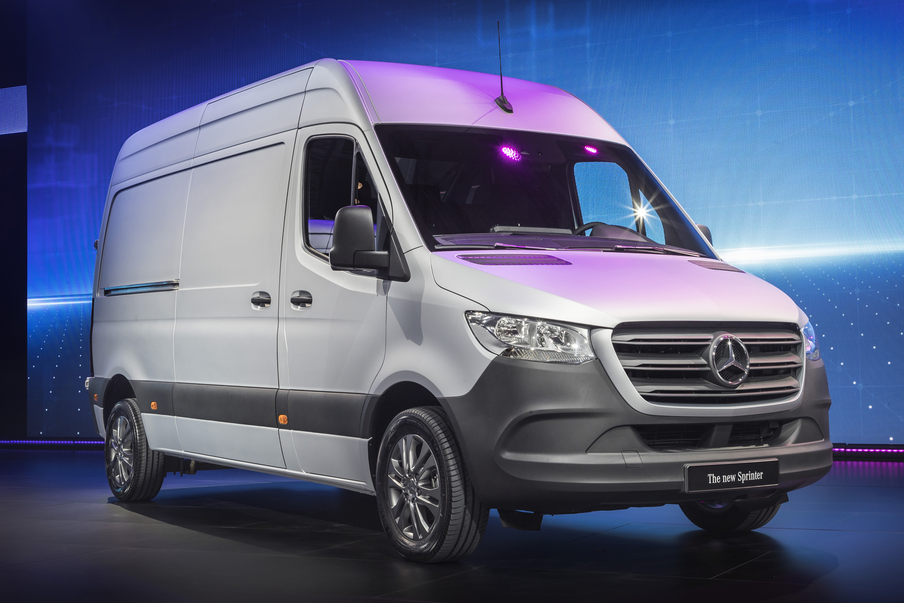 Mercedes Sprinter 2018 news | Parkers