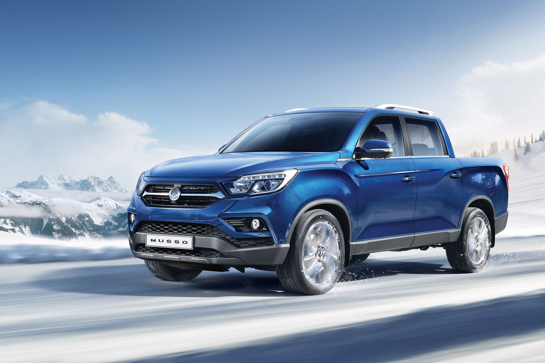 New Ssangyong Musso Pickup For 2018 Full Details And
