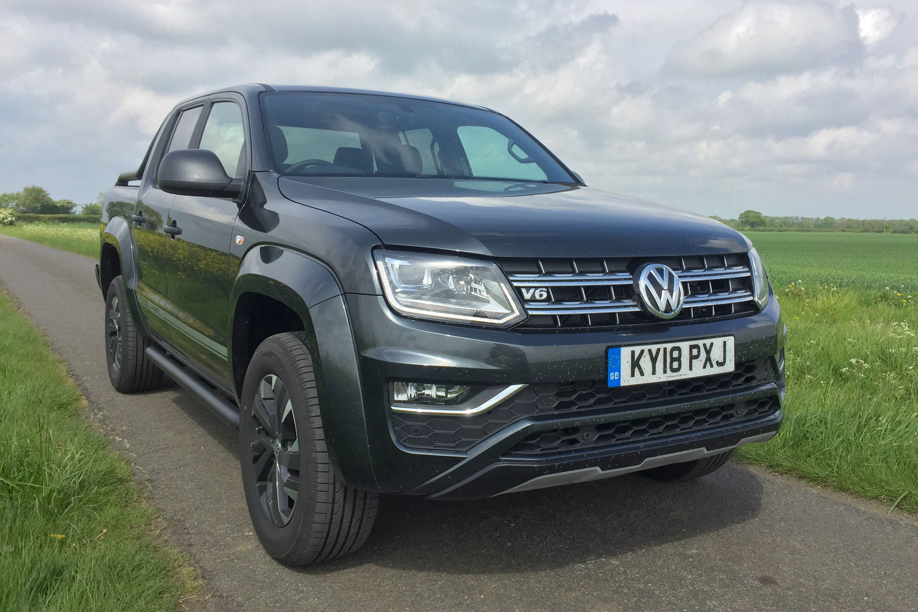 VW Amarok Dark Label review - what's it like to drive?