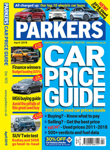 Parkers car price guide magazine subscription | buy at newsstand.