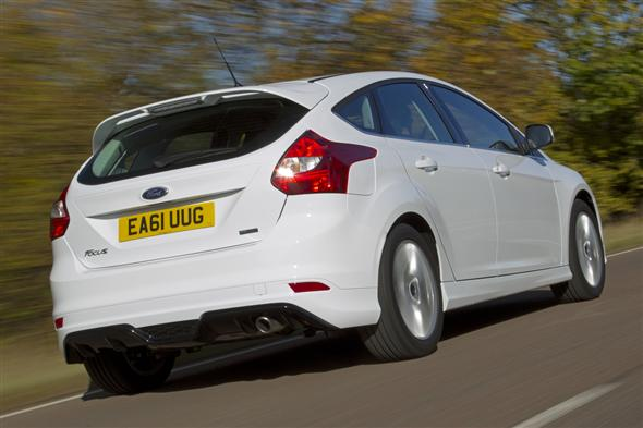 ford focus hatchback 1.6 (180bhp) ecoboost zetec s 5d road test