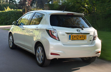 Read The Full Toyota Yaris Review, Here.
