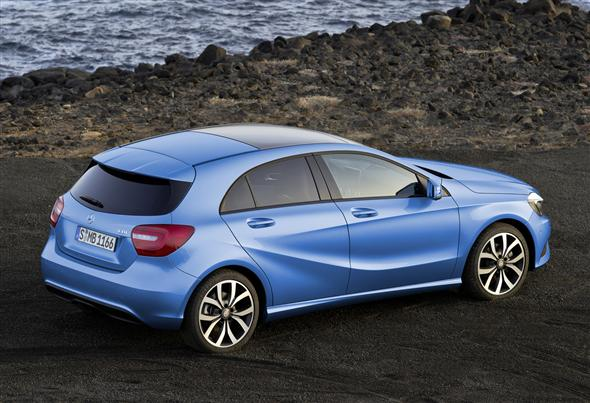 Mercedes Benz Classe A Berline Intuition