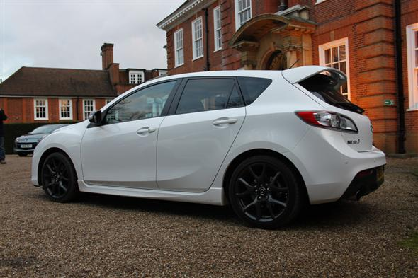 mazda 3 mps 2.3t mps 5d road test | parkers