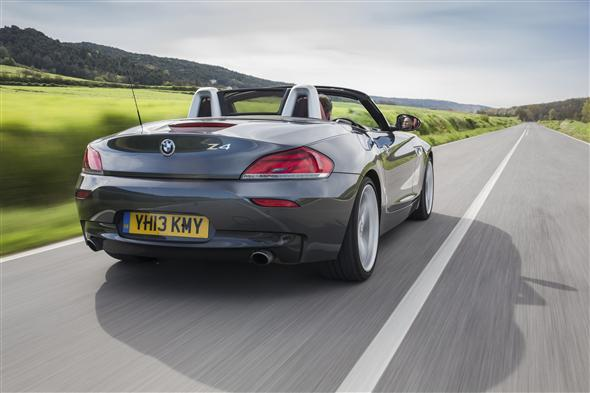 Bmw Z4 Roadster 35i Sdrive M Sport 2d Road Test Parkers