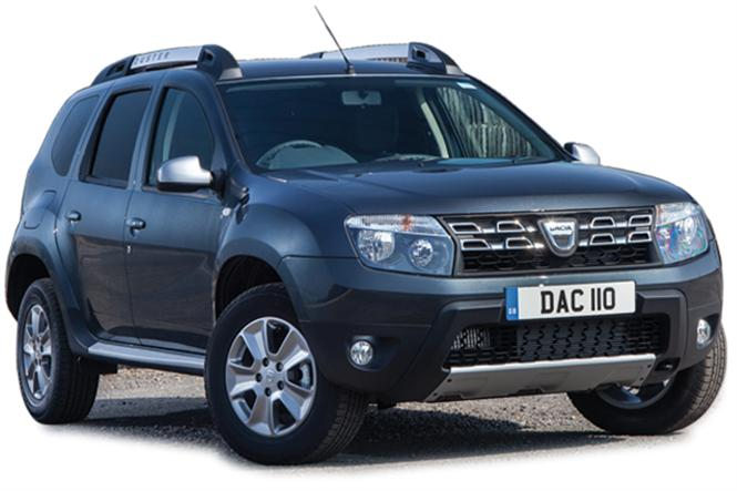 dacia duster vans everything about dacia duster vans parkers. Black Bedroom Furniture Sets. Home Design Ideas