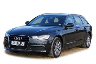 Audi a6 avant facts and figures