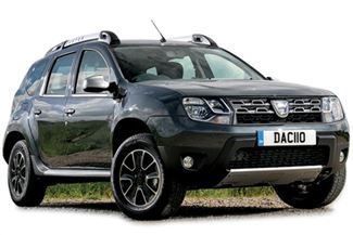 download dacia duster estate 13 on access sce 115 4x2 5d information pack parkers. Black Bedroom Furniture Sets. Home Design Ideas