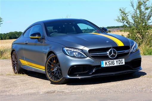 Mercedes Benz C Class Amg C63 S Edition 1 Motorsport Coupe