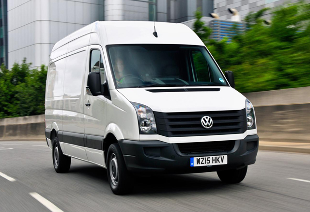volkswagen commercial vehicles to update range by 2016 parkers. Black Bedroom Furniture Sets. Home Design Ideas
