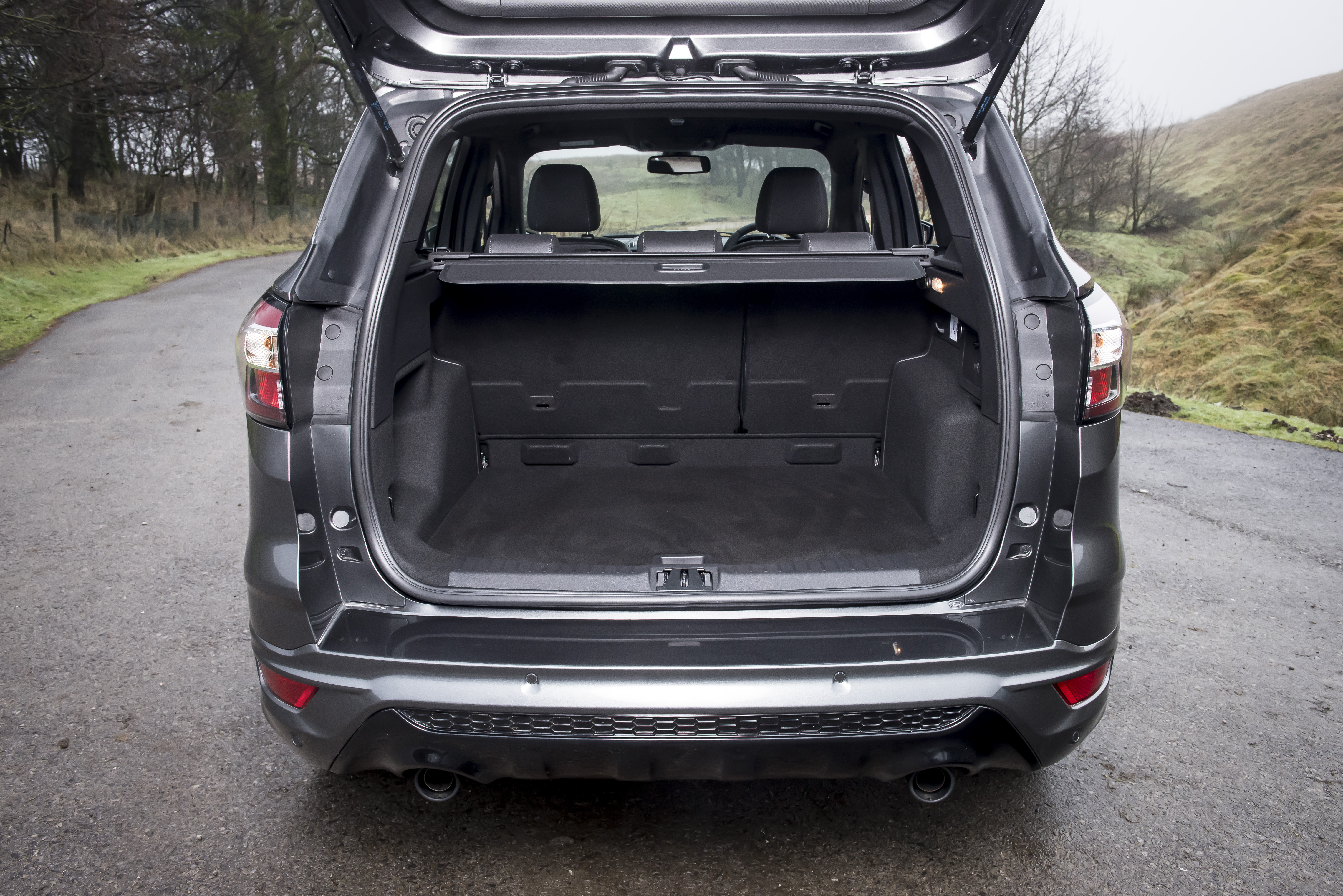 Image Result For Ford Kuga Boot Space