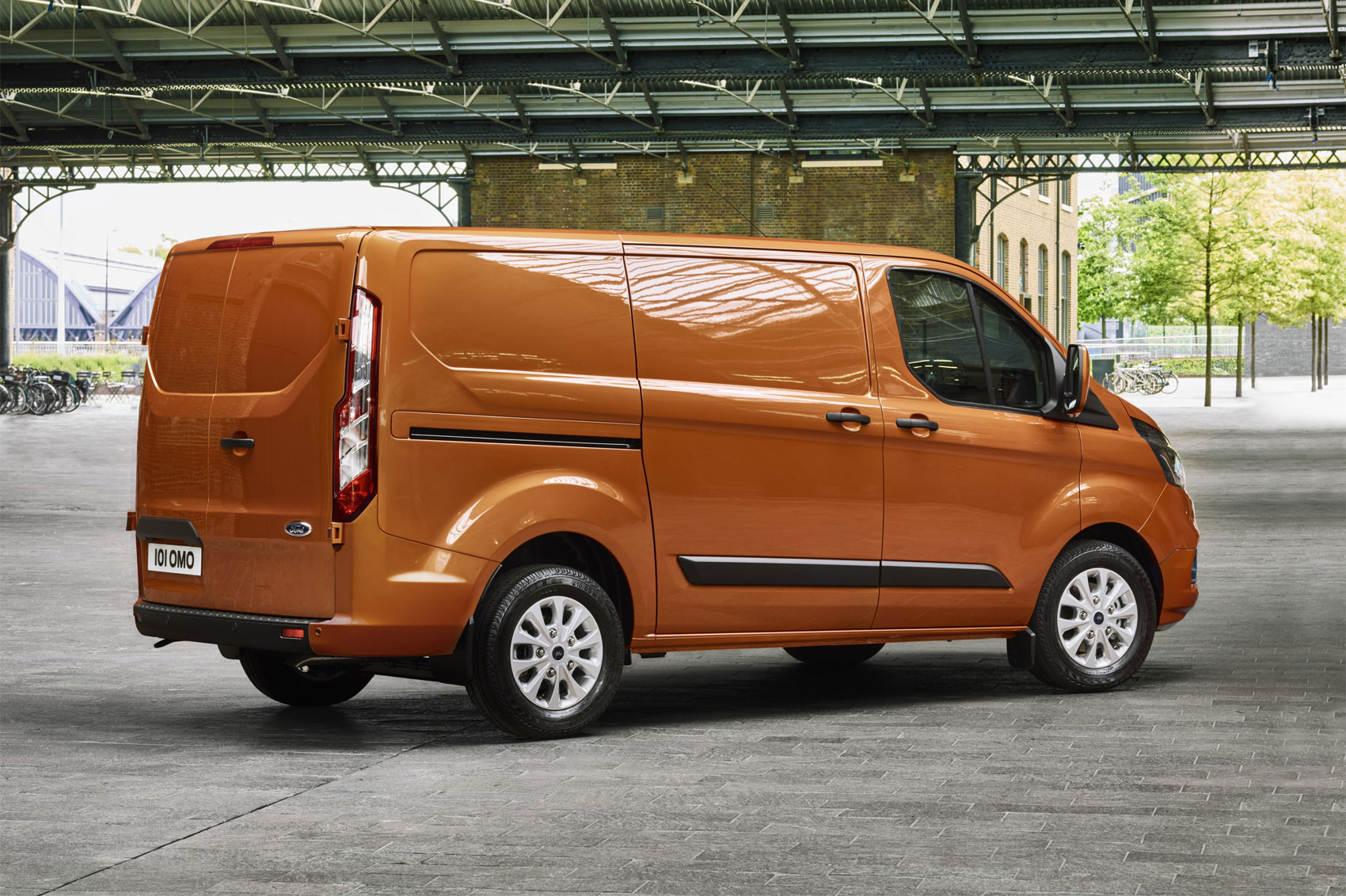 New Ford Transit Custom for 2018 – info and pictures of ...