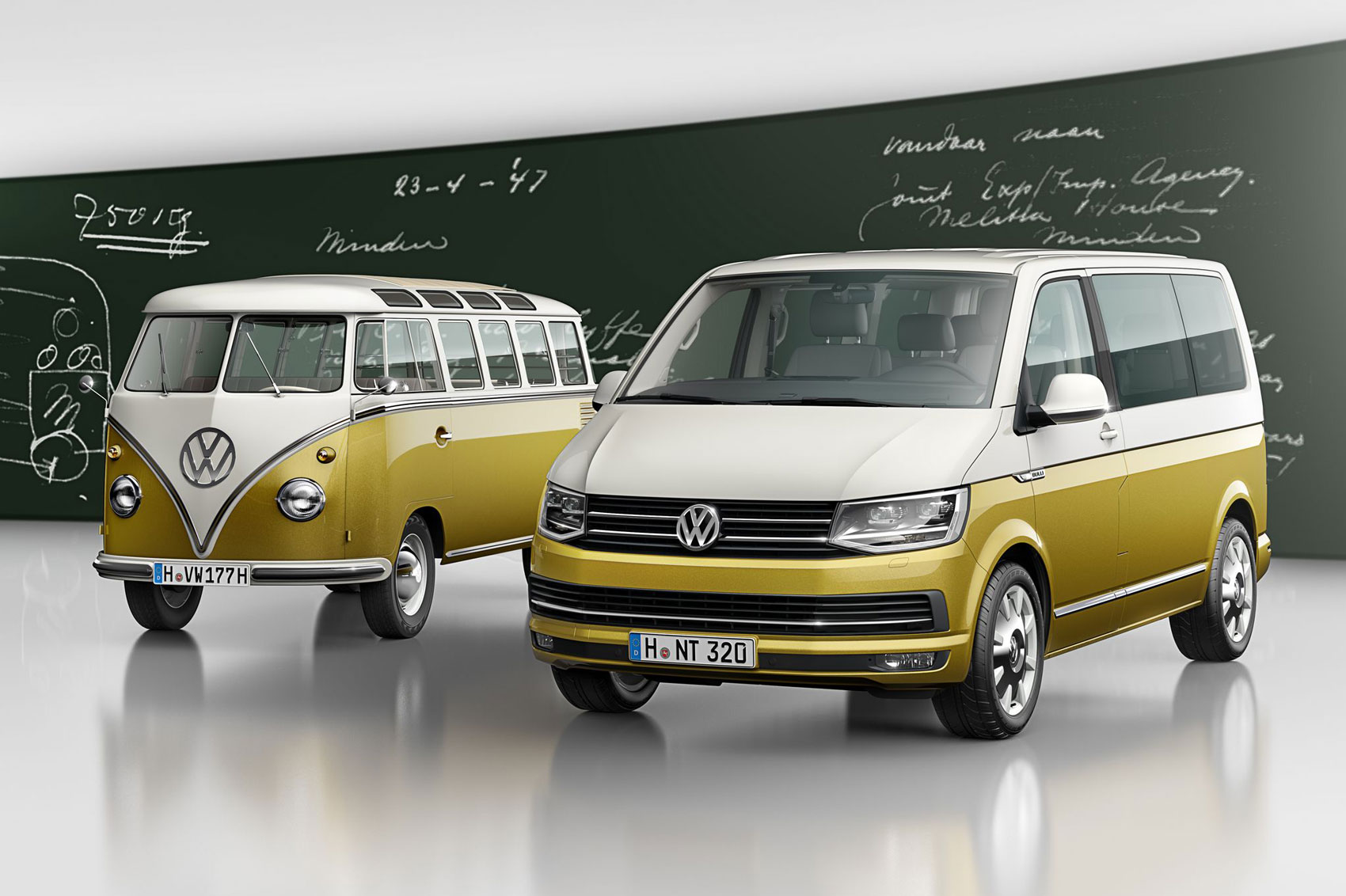 Vw Launches Petrol Powered Transporter Tsi Models In The