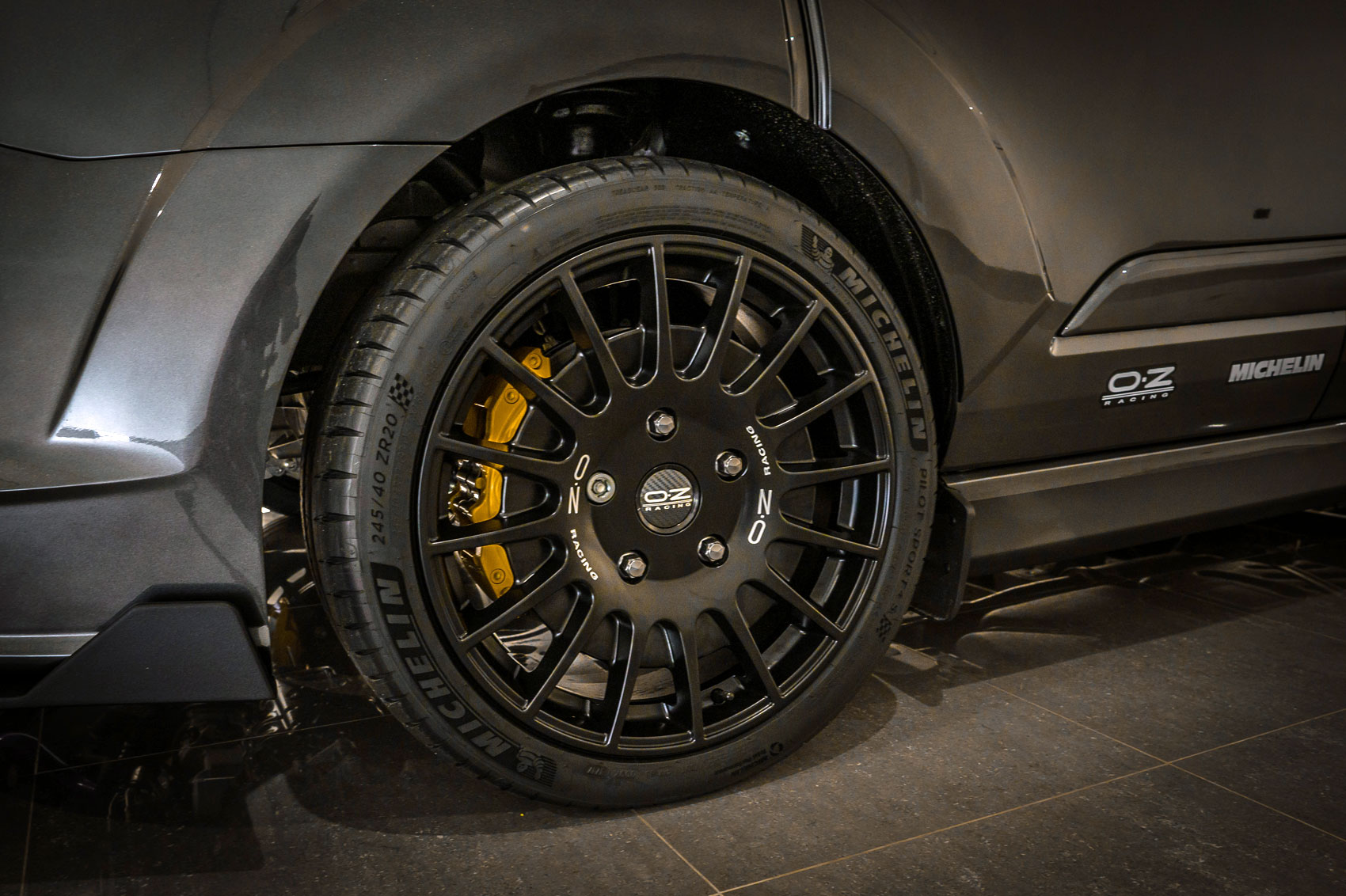 Limited Edition Ford Transit Custom Ms Rt R Spec Boasts Up